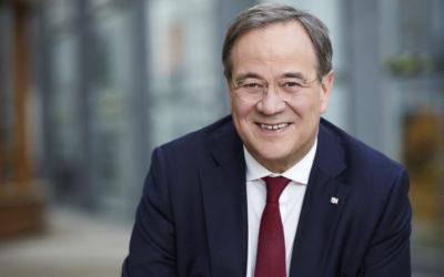 1 Spitzenkandidat:in 3 Fragen 6 Minuten: Armin Laschet (CDU)