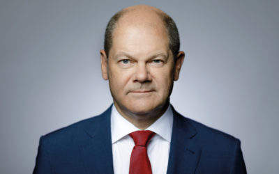 1 Spitzenkandidat:in 3 Fragen 6 Minuten: Olaf Scholz (SPD)